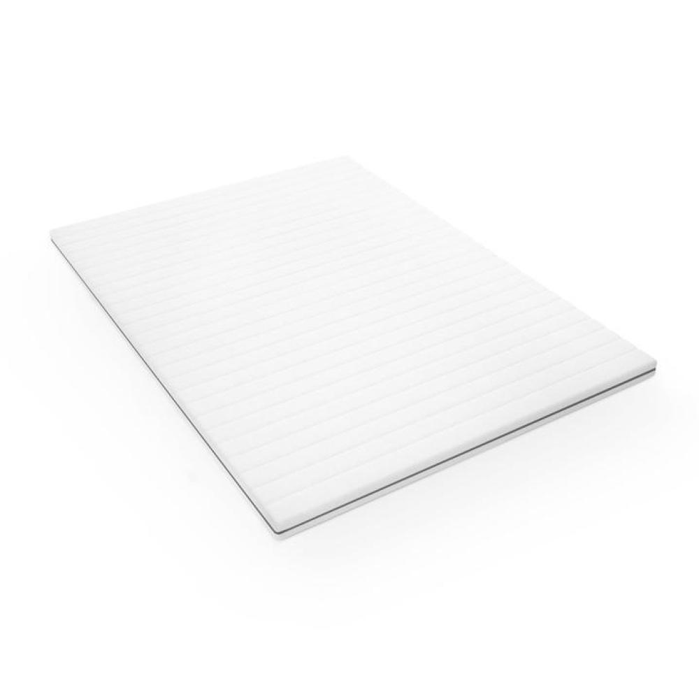 Kaltschaum-Topper, Ergonomische Matratzenauflage, 140x200, Höhe ca 5cm, Liegekomfort weich Bild 1
