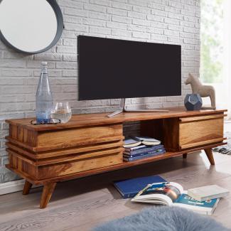 Lowboard Massivholz