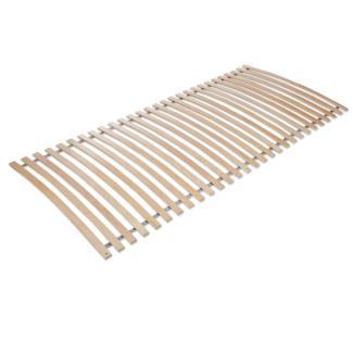 Lattenrost 90x200 mit 28 Latten - Rollrost 90x200 - Lattenrost 90x200 für jedes Bettgestell- Birkenholz- Fertig montiert