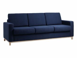 3-Sitzer Bettsofa 'Scandic', tintenblau