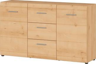 Sideboard 'GW-ADANA', Edelbuche, ca. 144x86x40cm