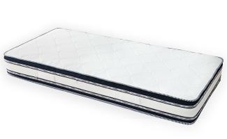 Arensberger 9-Zonen Wellness Matratze 'Relaxx' mit 3D-Memory Schaum, Höhe 2 7cm, RG50, 140 x 200 cm