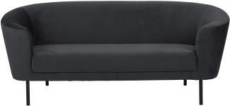 Birna Sofa 3 Sitzer grau