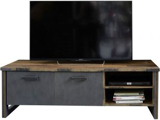 TV-Board PRIME Lowboard TV-Bank Old Wood Matera