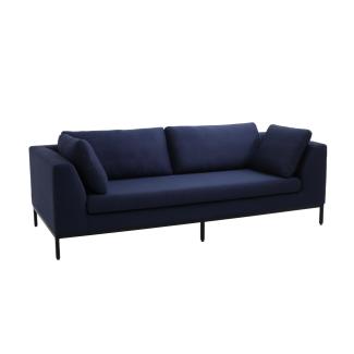 3-Sitzer Sofa 'Ambient', dunkelblau