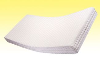 Doctor Sleep 'mediluxus' Matratze 90 x 200 cm, H2 (HR 45), Kernhöhe 16,5 cm, Bezug: Milano