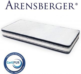 Arensberger 9 Zonen Wellness 3D-Memory Schaum Matratze 'Relaxx' H2/H3, RG50, Höhe 25 cm, 160 x 200 cm