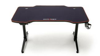 Schreibtisch DX-Racer 4 höhenverstellbar Gaming Desk LED
