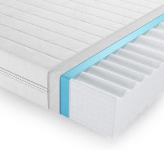 VitaliSpa Calma Comfort Plus Schaummatratze 20cm H2 140x200